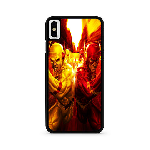 The Flash Vs Reverse Flash iPhone X | XR | XS | XS Max Case