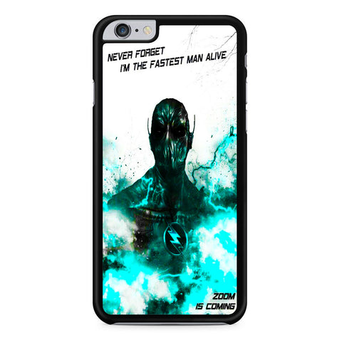The Flash Zoom Quote iPhone 6 Plus | 6S Plus Case