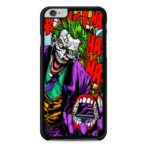 The Joker Evil Cartoon iPhone 6 Plus | 6S Plus Case