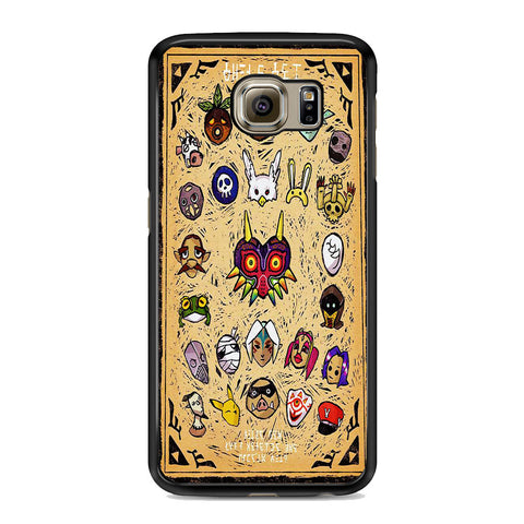 The Legend of Zelda Character Icon Samsung Galaxy S6 | S6 Edge | S6 Edge Plus Case