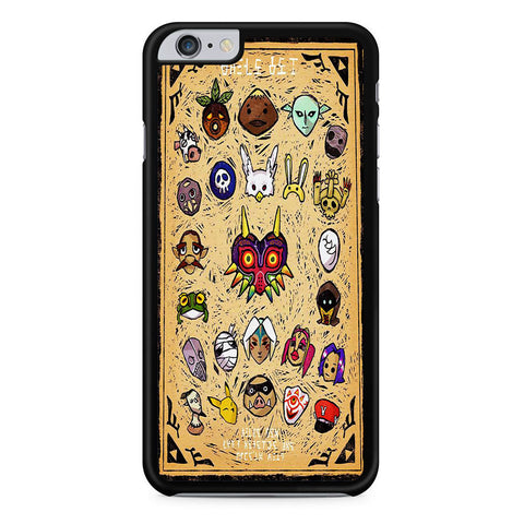 The Legend of Zelda Character Icon iPhone 6 Plus | 6S Plus Case