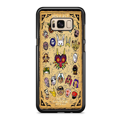 The Legend of Zelda Character Icon Samsung Galaxy S8 | S8 Plus Case