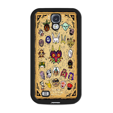 The Legend of Zelda Character Icon Samsung Galaxy S4 Case