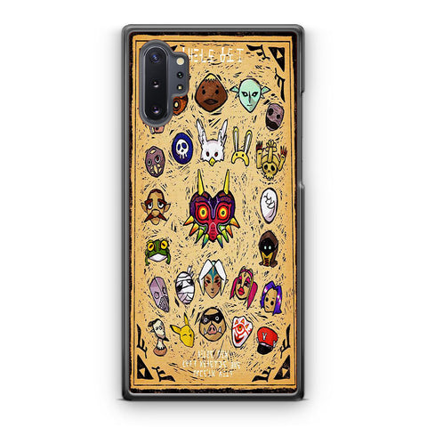 The Legend of Zelda Character Icon Samsung Galaxy Note 10 | Note 10 Plus Case