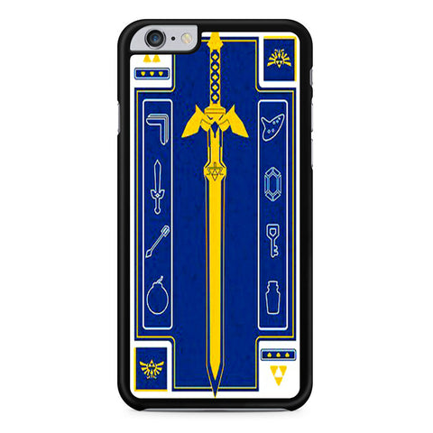 The Legend of Zelda Golden Sword iPhone 6 Plus | 6S Plus Case