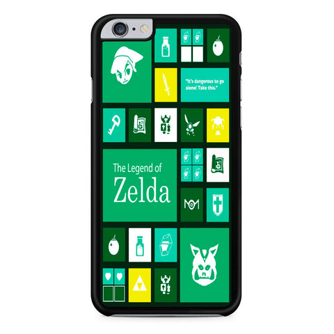 The Legend of Zelda Green Tosca Icon iPhone 6 Plus | 6S Plus Case