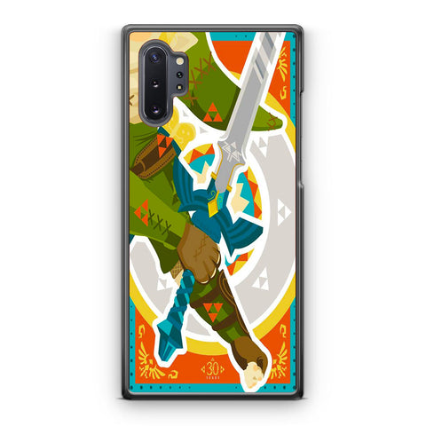 The Legend of Zelda Master Sword Samsung Galaxy Note 10 | Note 10 Plus Case