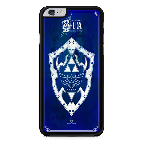 The Legend of Zelda Ocarina of Time Cover iPhone 6 Plus | 6S Plus Case