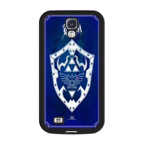 The Legend of Zelda Ocarina of Time Cover Samsung Galaxy S4 Case