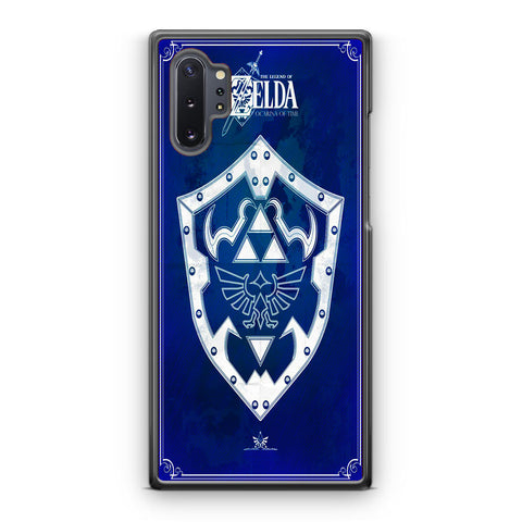 The Legend of Zelda Ocarina of Time Cover Samsung Galaxy Note 10 | Note 10 Plus Case
