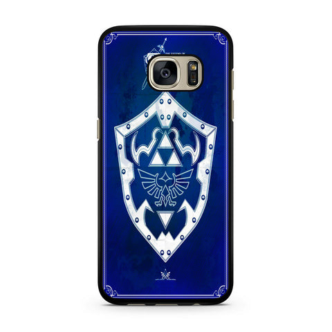 The Legend of Zelda Ocarina of Time Cover Samsung Galaxy S7 | S7 Edge Case
