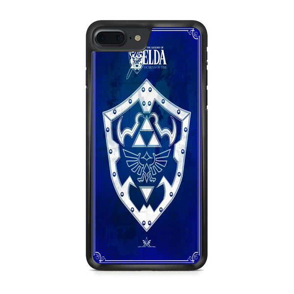 The Legend of Zelda Ocarina of Time Cover iPhone 7 Plus Case