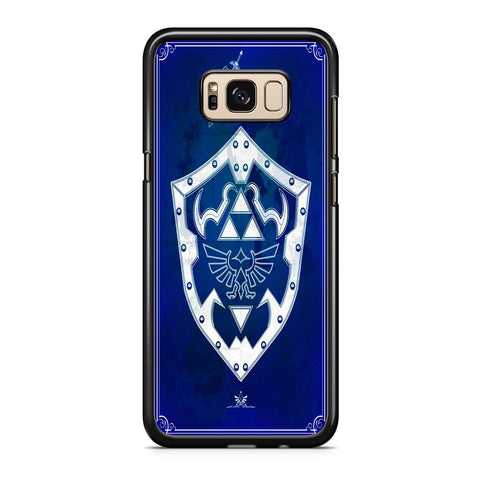 The Legend of Zelda Ocarina of Time Cover Samsung Galaxy S8 | S8 Plus Case