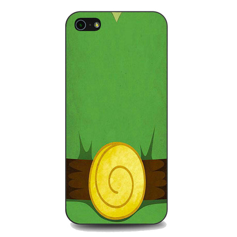 The Legend of Zelda Suit iPhone 5 | 5S | SE Case