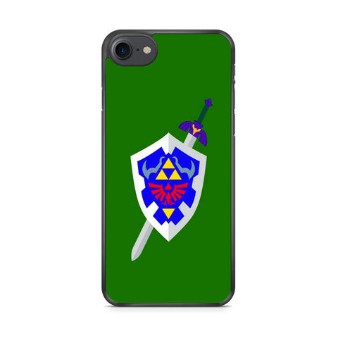 The Legend of Zelda Sword Shield iPhone 7 Case