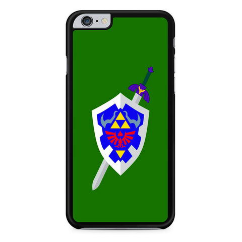 The Legend of Zelda Sword Shield iPhone 6 Plus | 6S Plus Case