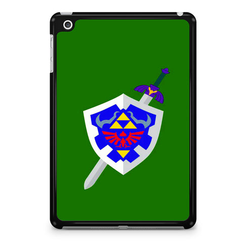 The Legend of Zelda Sword Shield iPad Mini 4 Case