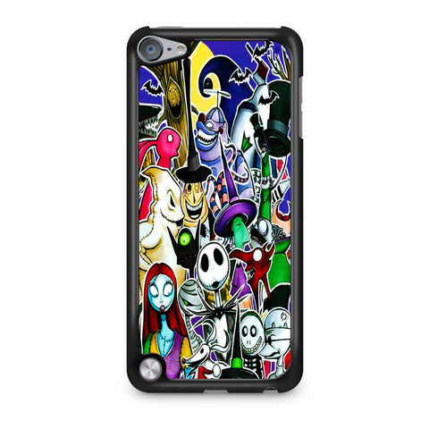 The Nightmare Before Christmas All Character iPod Touch 5 Case