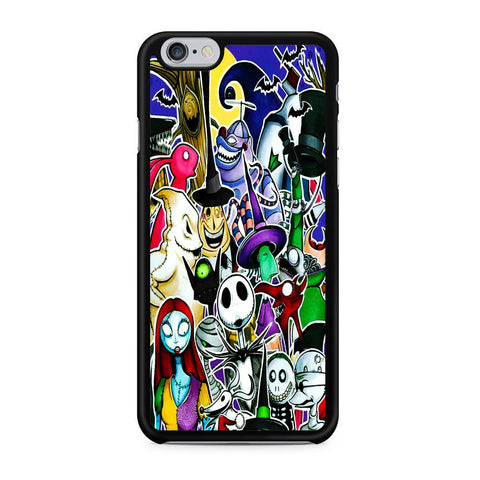 The Nightmare Before Christmas All Character iPhone 6 | 6S Case