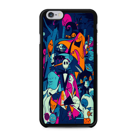 The Nightmare Before Christmas Collage iPhone 6 | 6S Case