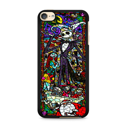 The Nightmare Before Christmas Mosaic iPod Touch 6 Case