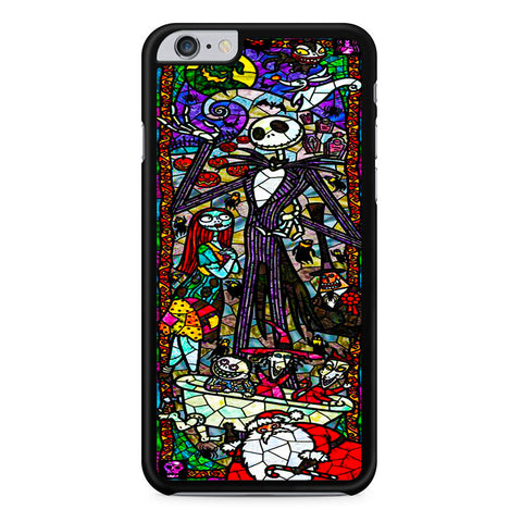 The Nightmare Before Christmas Mosaic iPhone 6 Plus | 6S Plus Case