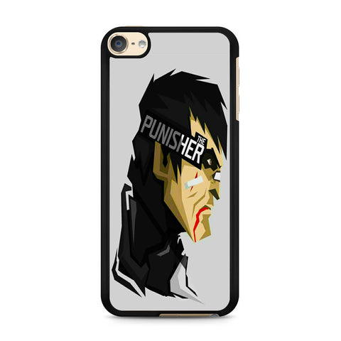The Punisher Pop Head iPod Touch 6 Case