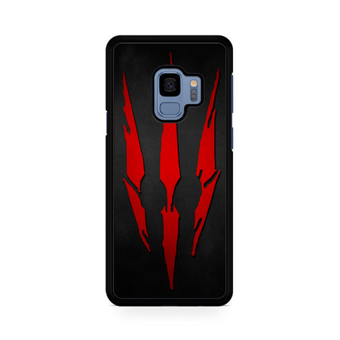 The Witcher 3 Logo Samsung Galaxy S9 | S9 Plus Case