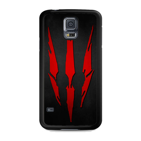 The Witcher 3 Logo Samsung Galaxy S5 Case