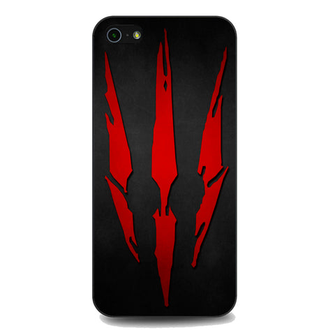 The Witcher 3 Logo iPhone 5 | 5S | SE Case