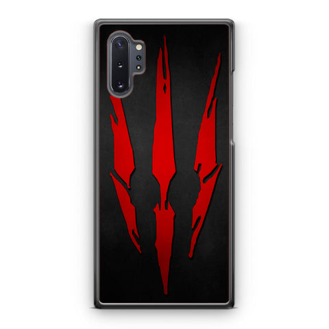 The Witcher 3 Logo Samsung Galaxy Note 10 | Note 10 Plus Case