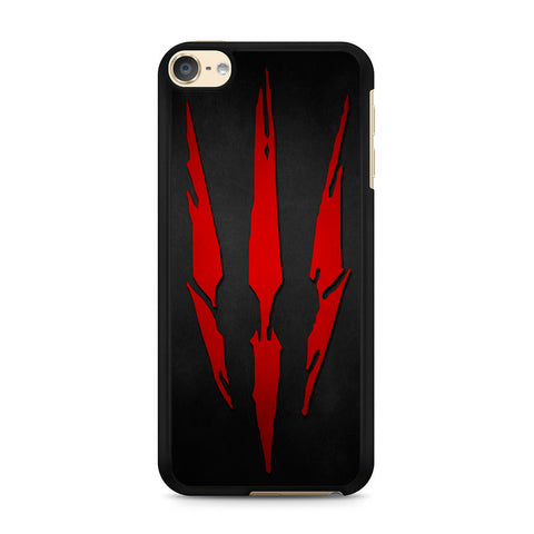 The Witcher 3 Logo iPod Touch 6 Case