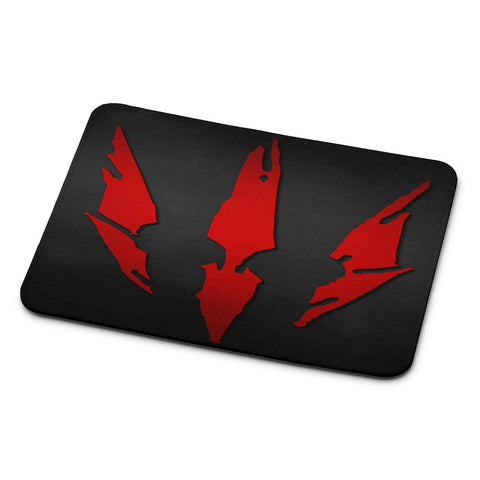 The Witcher 3 Logo Mouse Pad