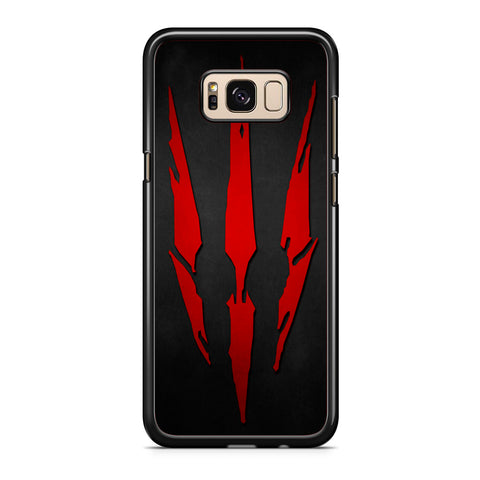 The Witcher 3 Logo Samsung Galaxy S8 | S8 Plus Case