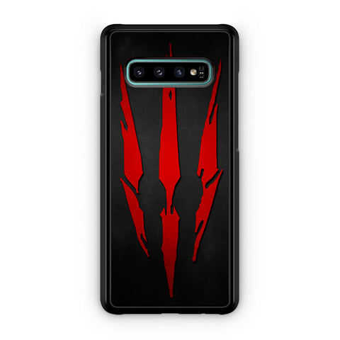 The Witcher 3 Logo Samsung Galaxy S10 | S10e | S10 Plus | S10 5G Case