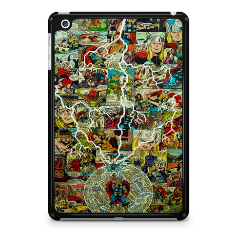 Thor Lightning Comic iPad Mini 4 Case