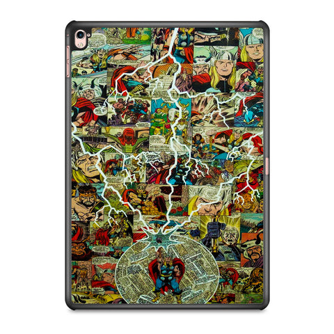 Thor Lightning Comic iPad Pro 9.7 Inch Case