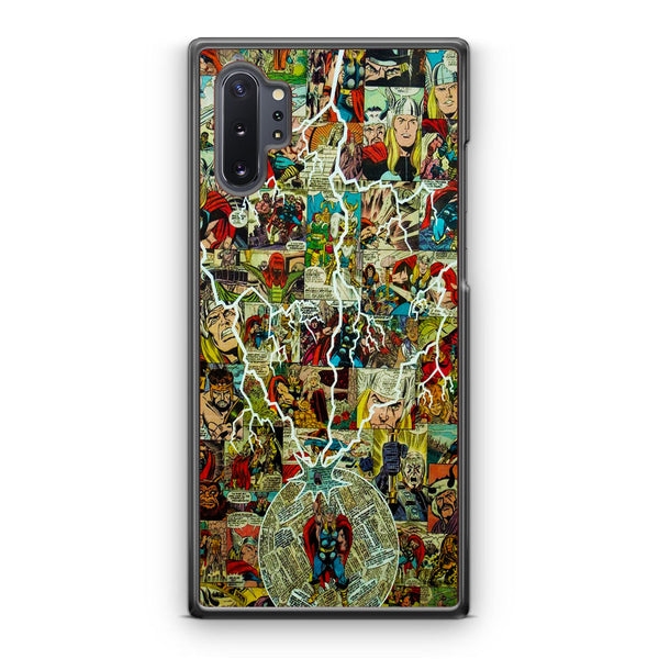 Thor Lightning Comic Samsung Galaxy Note 10 | Note 10 Plus Case