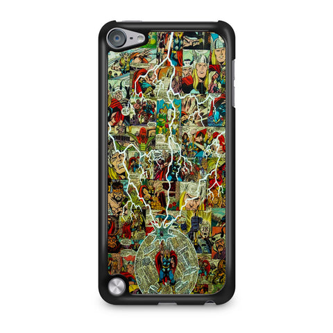 Thor Lightning Comic iPod Touch 5 Case
