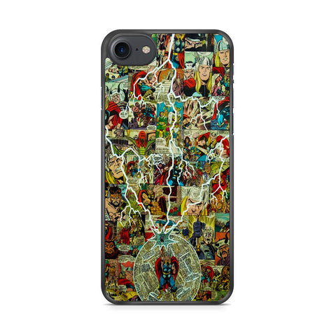 Thor Lightning Comic iPhone 7 Case