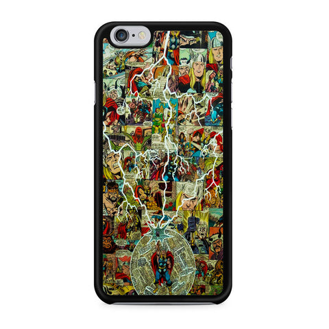 Thor Lightning Comic iPhone 6 | 6S Case