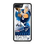 Toronto Argonauts NFL Team iPhone 7 Plus Case