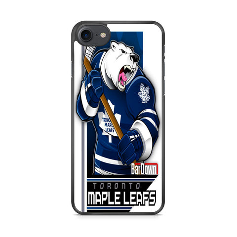Toronto Maple Leafs Hockey Team iPhone 7 Case