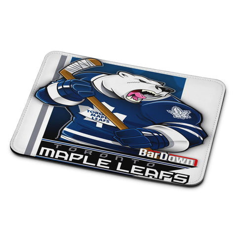 Toronto Maple Leafs Hockey Team Mouse Pad