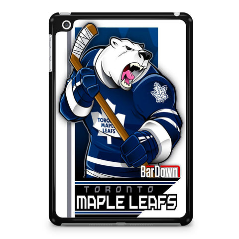 Toronto Maple Leafs Hockey Team iPad Mini 4 Case