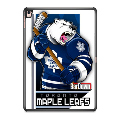 Toronto Maple Leafs Hockey Team iPad Pro 9.7 Inch Case