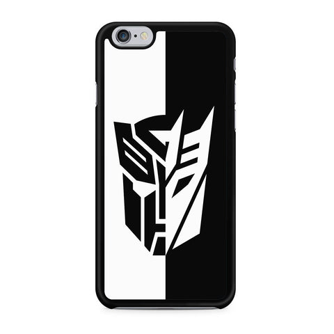 Transformers Black White iPhone 6 | 6S Case