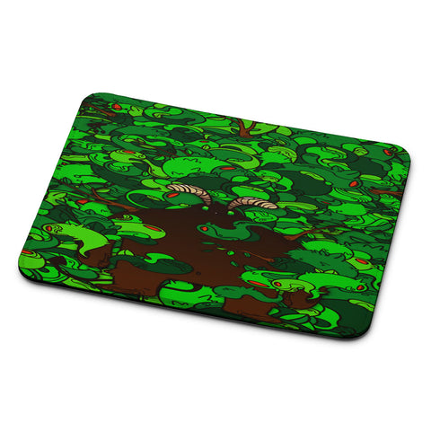 Trees Beast Mouse Pad