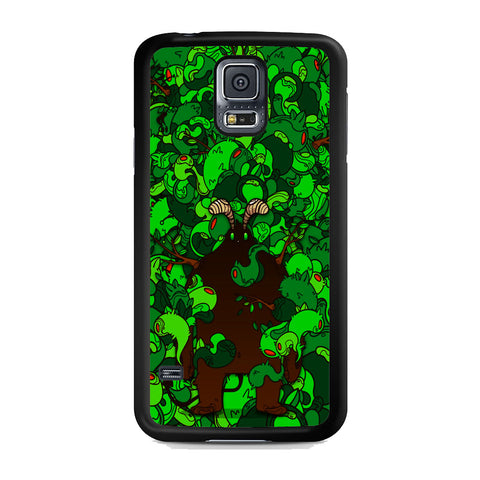 Trees Beast Samsung Galaxy S5 Case