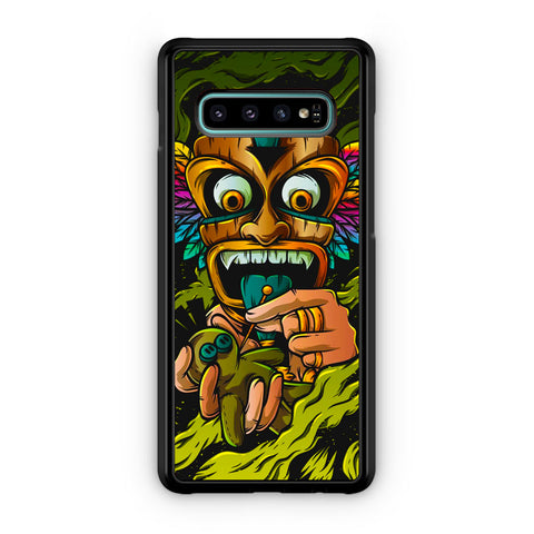 Tribal Mask Voodoo Samsung Galaxy S10 | S10e | S10 Plus | S10 5G Case